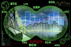 Bitcoin, Ethereum, Ripple, Litecoin, EOS, Bitcoin Cash, Binance Coin, Stellar, Cardano, Tron: Analisi dei prezzi, 25 marzo