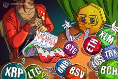 Bitcoin, Ethereum, Ripple, EOS, Litecoin, Bitcoin Cash, Stellar, TRON, Binance Coin, Bitcoin SV: Analisi dei prezzi, 27 febbraio