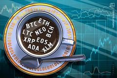 Bitcoin, Ethereum, Bitcoin Cash, Ripple, Stellar, Litecoin, Cardano, NEO, EOS: Analisi dei prezzi, 26 aprile