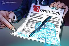 Overstock podnosi zahtev za registar akcija na bazi blokčeina kod SEC-a