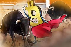 Bitcoin schizza a quota 8.700$, analisti: convergono tre fattori rialzisti