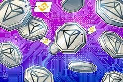 Binance diventa il principale 'Super Representative' di Tron, implementa lo staking per TRX