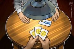 Attualmente le criptovalute non rappresentano una minaccia per il dominio del settore, afferma il CEO di Visa