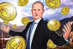 CEO di Coinbase: ogni settimana, le istituzioni depositano 200-400 milioni di dollari nelle criptovalute