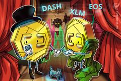DASH, XLM, EOS: Le tre criptovalute meno performanti della settimana — Analisi dei prezzi
