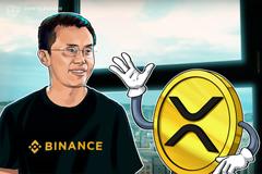 Binance interessata alla piattaforma xRapid di Ripple, lo rivela il CEO