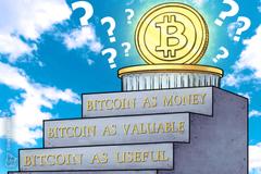 Upotreba bitkoina u trgovini je pala na minimum u maju nakon što je dostigla 411 miliona dolara prošle godine