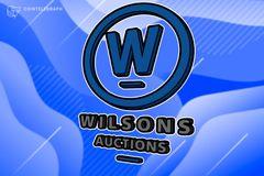 Grazie ad un nuovo contratto in Belgio, Wilsons Auctions lancia la sua prima asta di Bitcoin