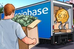 """Coinbase Custody ha 1,3 mld di dollari di asset in custodia e si aspetta di raggiungere """"presto"""" i 2 mld"""