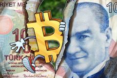 Crisi economica in Turchia, aumenta l'interesse della popolazione nel Bitcoin