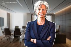 Christine Lagarde: gli innovatori della blockchainstanno facendo tremare il mondo della finanza tradizionale