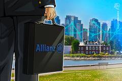 Il colosso delle assicurazioni Allianz sta lavorando ad un ecosistema basato su blockchain
