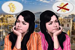L'India potrebbe non bandire le criptovalute, ma piuttosto considerarle delle merci