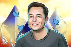 Elon Musk pubblica un singolare messaggio su Twitter, contenente soltanto la parola 'Ethereum'