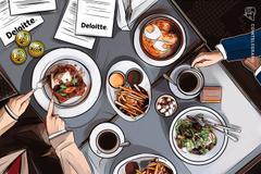 Revizorska kuća Dilojt omogućava osoblju da plaća ručak u bitkoinu