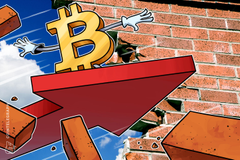 Bitcoin scivola temporaneamente sotto quota 9.000$