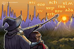 Bitcoin, Ripple, Ethereum, Bitcoin Cash, EOS, Stellar, Litecoin, Tron, Bitcoin SV, Cardano: Analisi dei prezzi, 25 gennaio