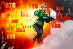 Bitcoin, Ripple, Ethereum, Stellar, Bitcoin Cash, Bitcoin SV, EOS, Litecoin, TRON, Cardano: Analisi dei prezzi, 7 dicembre
