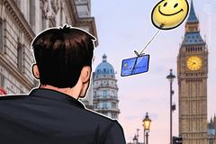 Il vecchio CEO di Visa UK si unisce ad una start-up per far diffondere le criptovalute tra i consumatori