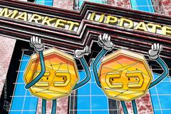 Segnali contrastanti dai mercati, Bitcoin sfiora di nuovo i 10.900$