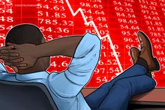 I mercati delle criptovalute non hanno ancora trovato la stabilità: Bitcoin a 7.800$