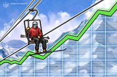 Bitkoin kruži oko 5.250 dolara dok glavne kriptovalute beleže rast