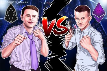 Ethereum vs EOS Shots Fired On Reddit As Vitalik, Dan Larimer Clash
