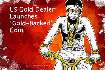 "US Gold Dealer Launches ""Gold-Backed"" Coin"