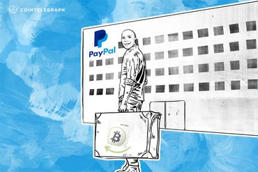 Paypal's Jean-Baptiste Graftieaux Leaves For Bitstamp