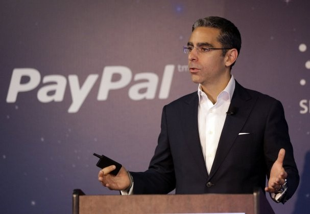 PayPal President Marcus in Favor of Bitcoin, not NFC