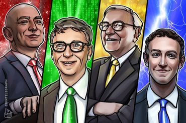 From the Internet to Crypto - How the World's Richest Have Sized Things Up