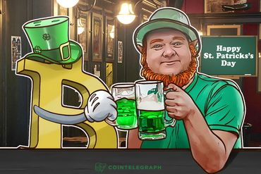 When Gaelcoin Loves Bitcoin: St. Patrick's Day With BTC in Ireland