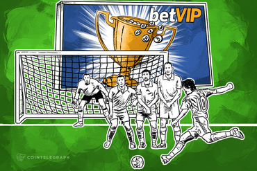 Bet on Sports with Bitcoin and Get $10 in BetVIP-Cointelegraph Giveaway