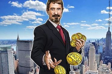 John McAfee, JPMorgan Ex Join Revolt Against Dimon's Bitcoin 'Fraud' Comments
