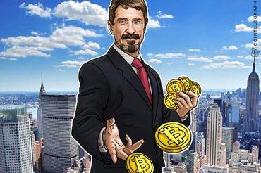 John McAfee y JPMorgan se unen a la revuelta contra el fraude de Dimon Bitcoin
