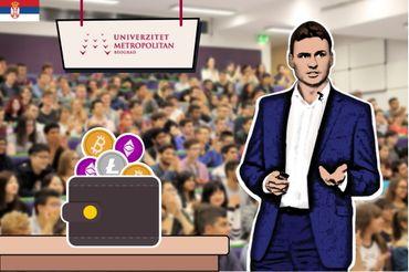 Prvi sertifikovani kurs u Srbiji za bitkoin i kriptovalute na Univerzitetu Metropolitan!