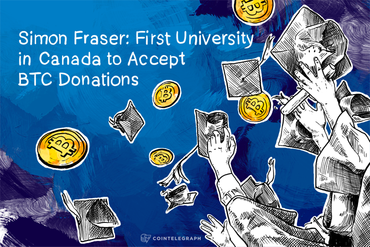 Simon Fraser: First University in Canada to Accept BTC Donations