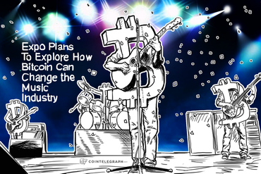 Expo Plans To Explore How Bitcoin Can Change the Music Industry