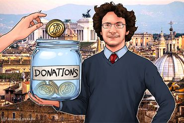Italian Startup Creates Bitcoin Platform for Transparent Natural Disaster Donations