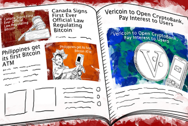 Weekend Roundup: Canada Regulates Bitcoin, a Filipino ATM, and Optimism Among VCs