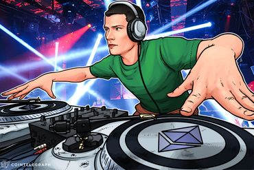 Vitalik Inspires Grammy-Winning DJ To Release Full Album on Ethereum