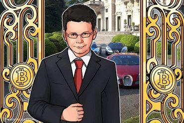 【10万円→1億8000万円】12才でビットコイン投資の18才青年「ビットコインは更に10倍伸、良いクリスマスプレゼントに」