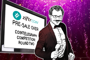 ziftrCOIN's Presale Ends Today After Attracting Organic and VC Investments Totaling US$860,000, CT Competition to Win a Portion Still On!