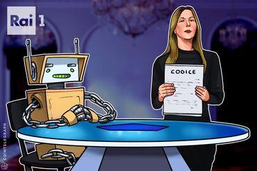 TV Blockchain Show Codice se convierte en gran éxito en Italia