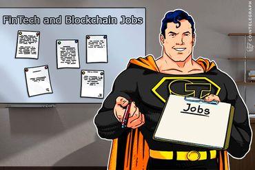Cointelegraph Unveils Fintech and Blockchain Jobs Listing