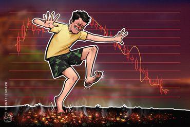 Bitcoin si avvicina a quota 8.000$, il divieto annunciato da Bing si ripercuote sui mercati