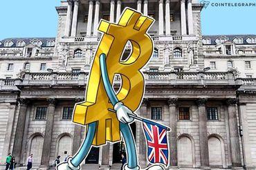 Il Direttore della Banca d'Inghilterra sostiene che il Bitcoin sia un 'fallimento' come valuta