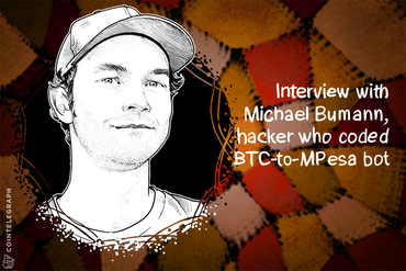 Hacker in Africa Codes Bitcoin to M-Pesa Bot: 'I Had Some Spare Time'