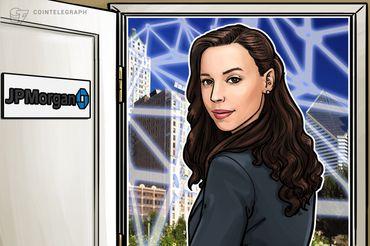 JPMorgans Leiterin des Blockchain-Kompetenzzentrums gründet eigene Firma