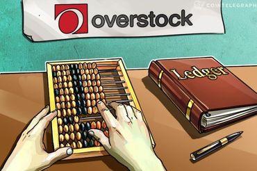 A Overstock tem uma queda no preço das ações depois de uma subsidiária se tornar alvo do SEC